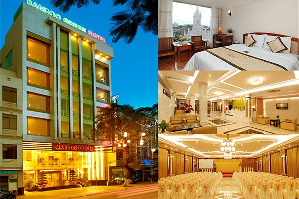 Khách sạn Tre Xanh Bên Cảng